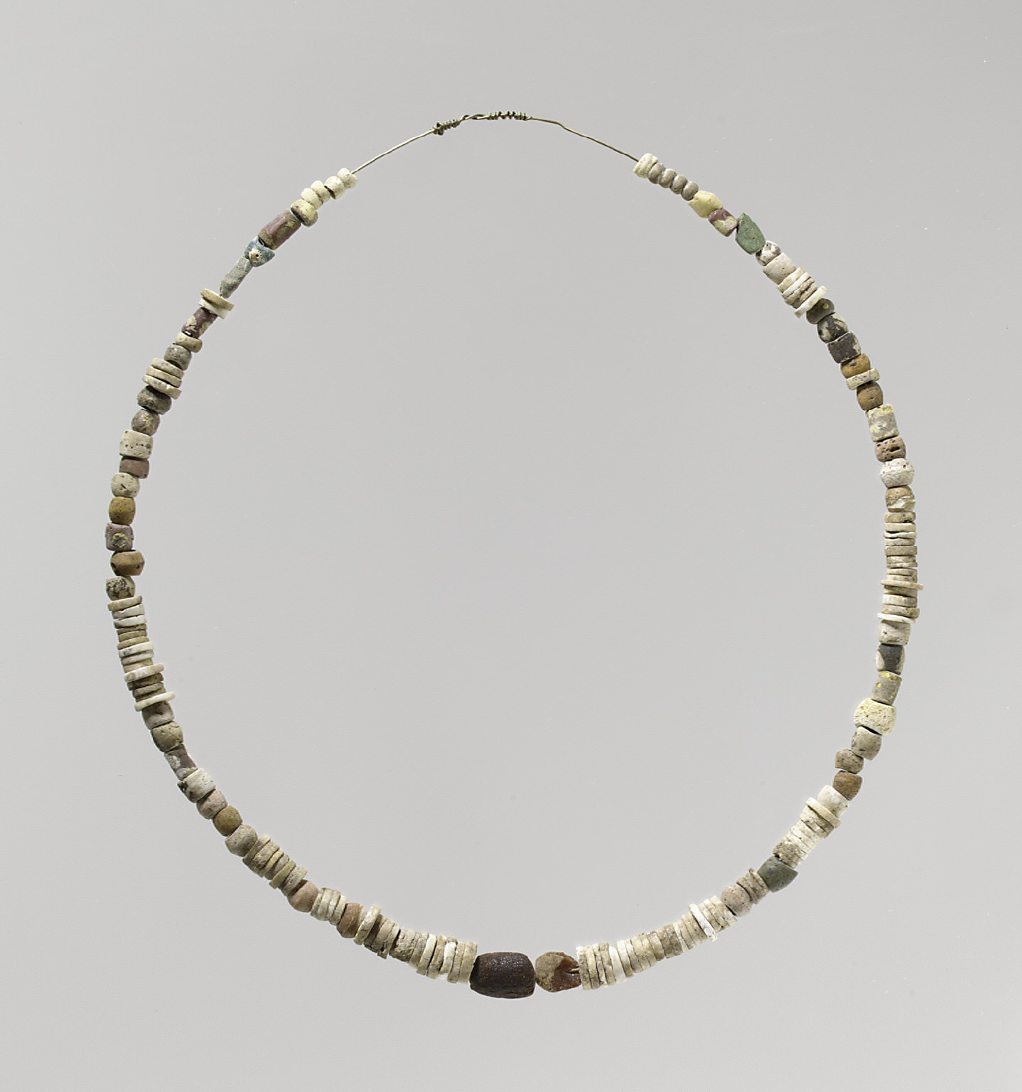 Beads from a Necklace
