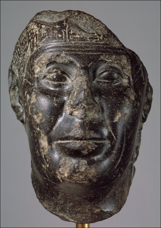 Head of a Priest