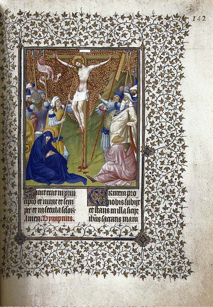 The Belles Heures of Jean of France, Duke of Berry