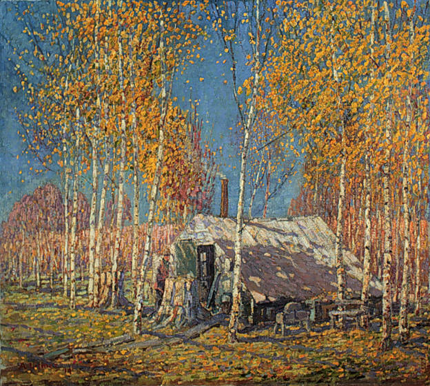 The Guide's Home, Algonquin