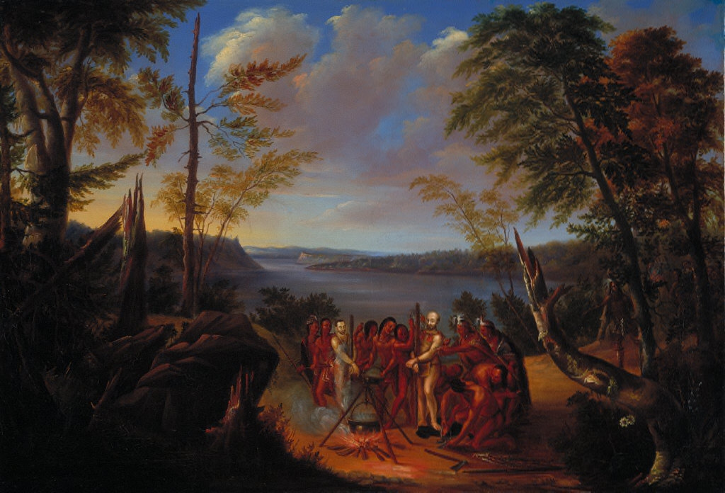 The Martyrdom of Fathers Brébeuf and Lalemant