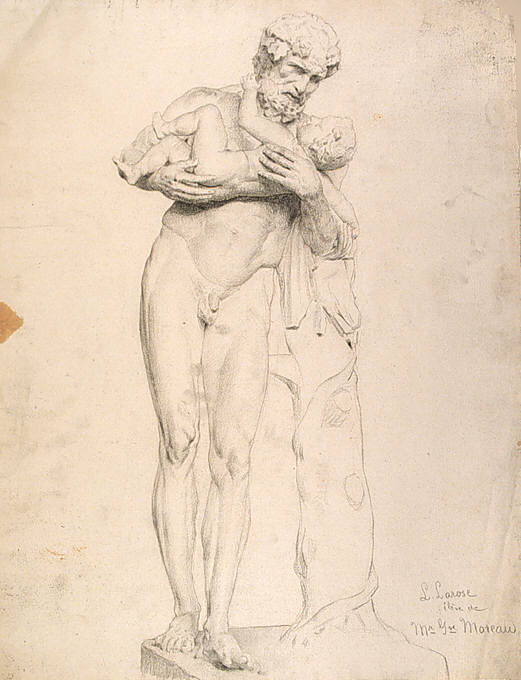 Study after the Antique