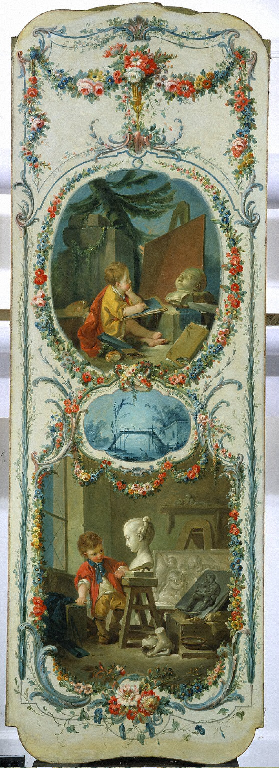 The Arts and Sciences: Painting and Sculpture