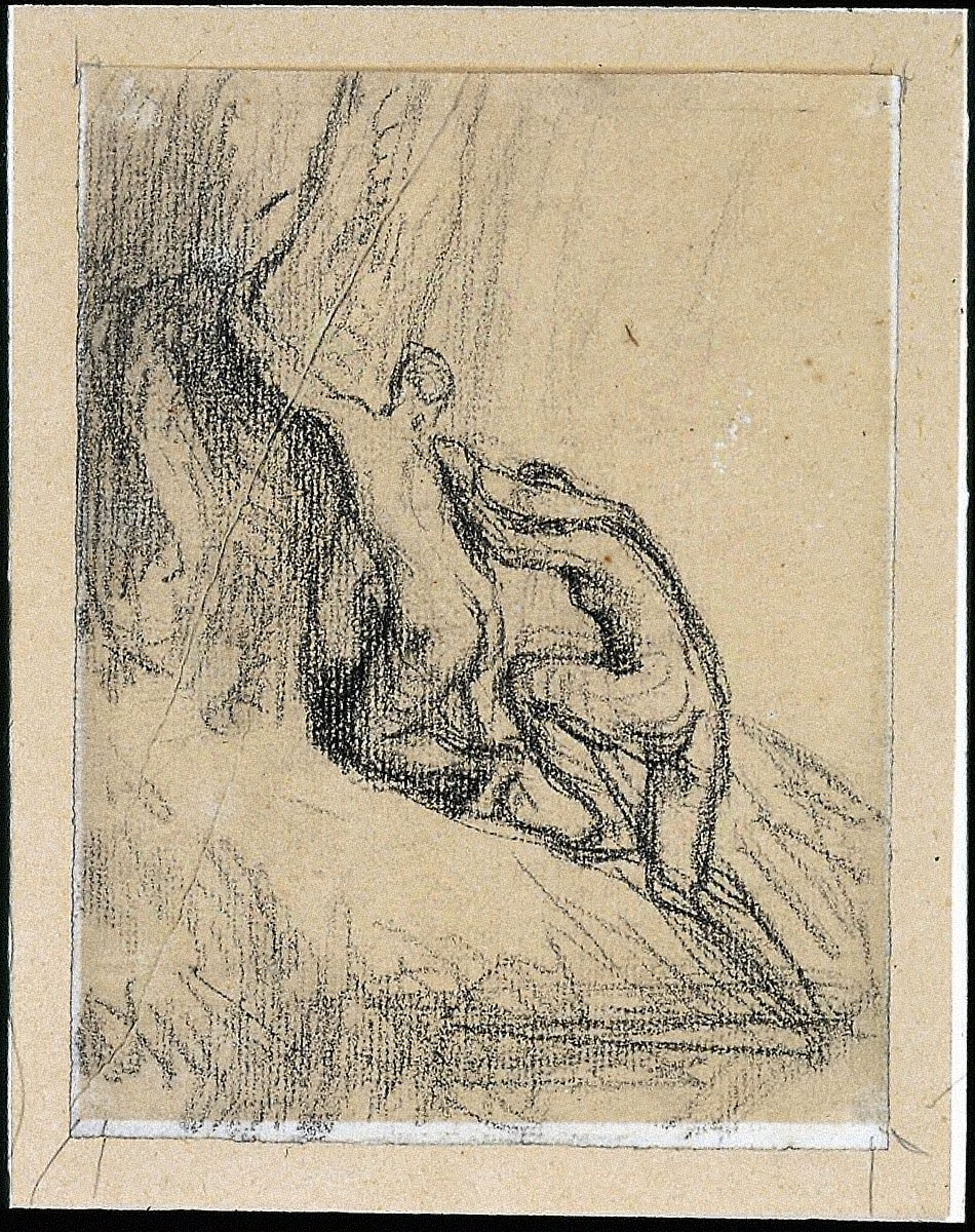 [Two Bathers Climbing from a Pool, Two Bathers Climbing from a Pool]