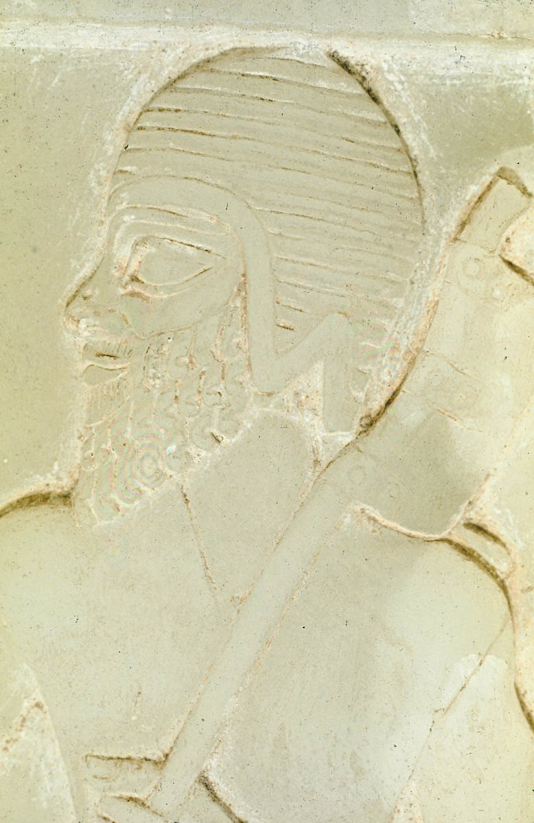 Fragment of a victory stele