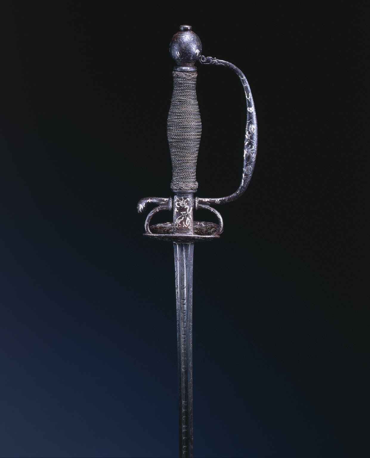 Small Sword for a Boy