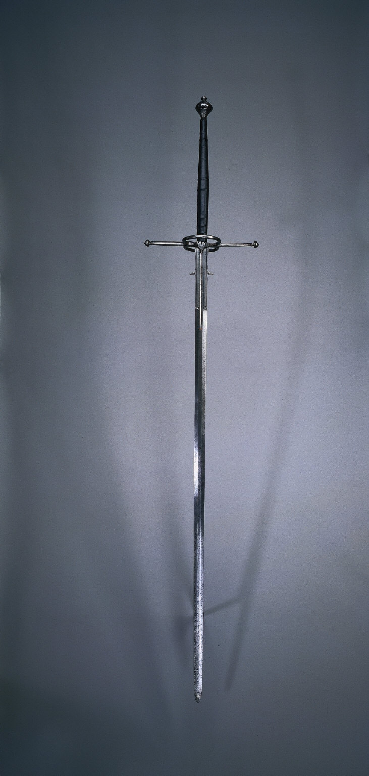 Two-Handed Sword