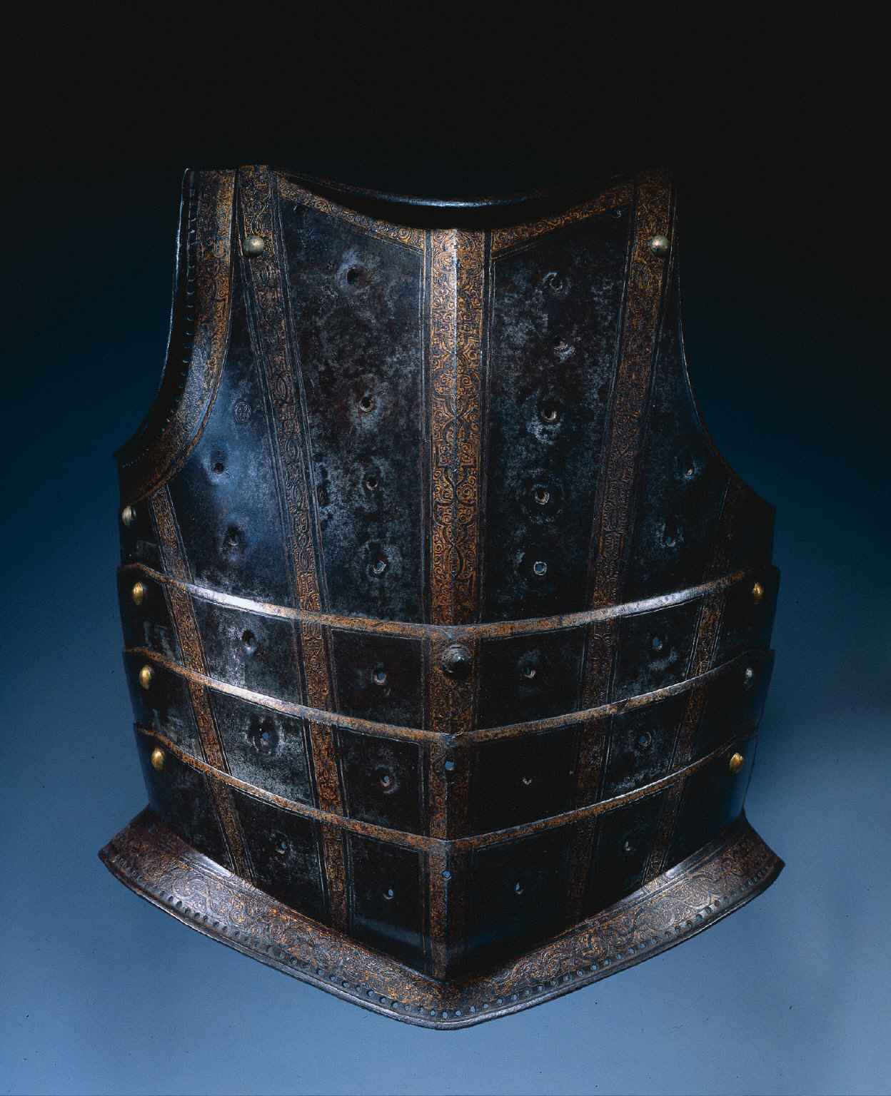 Breastplate from Hussar's Cuirass
