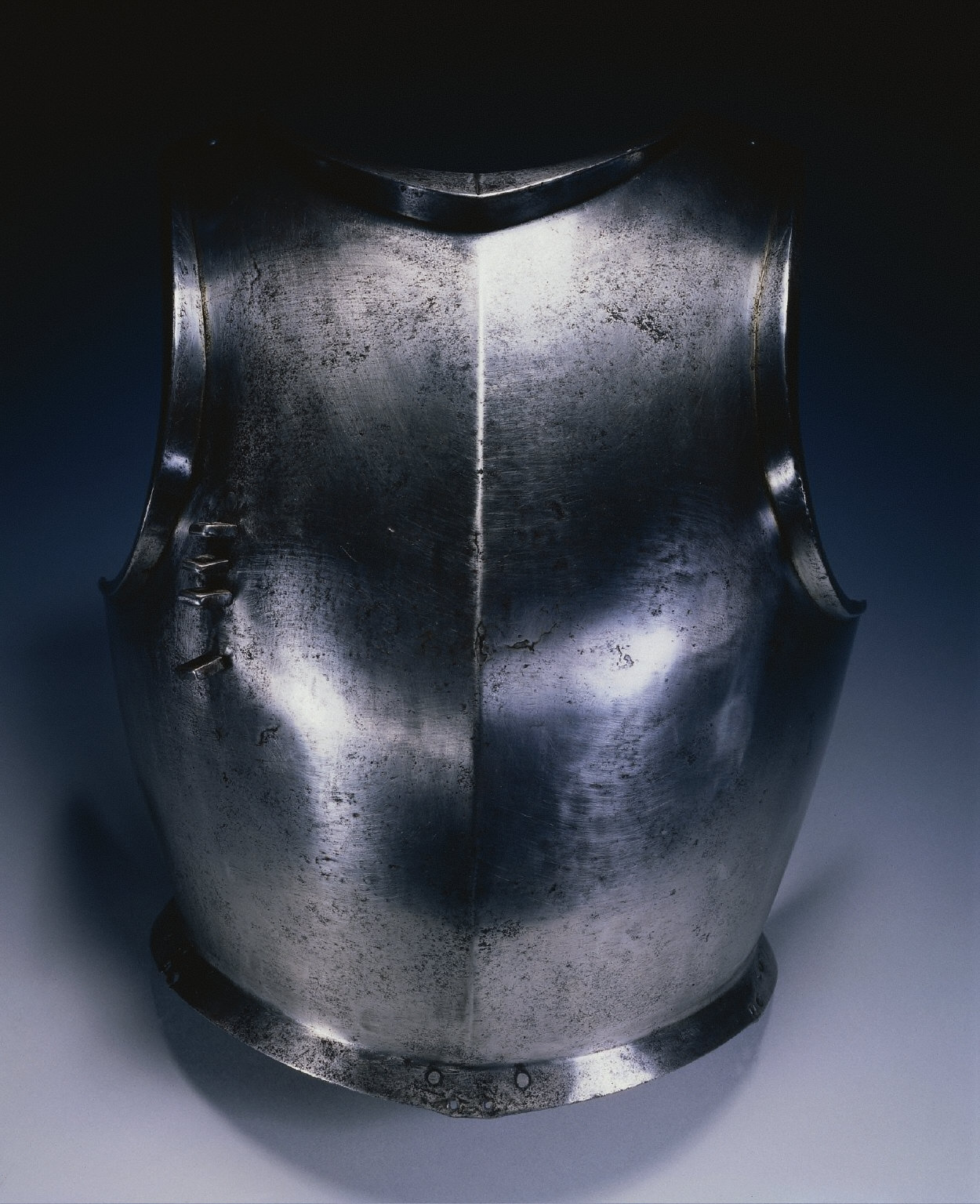 Gothic Breastplate (with Lance Rest Mount)