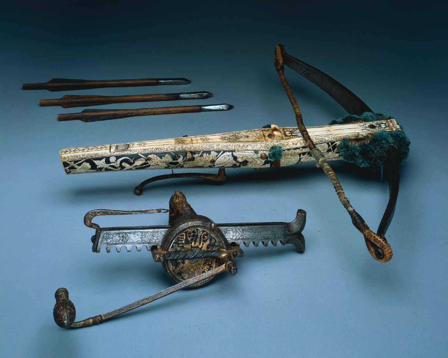 Crossbow of Elector Augustus I of Saxony