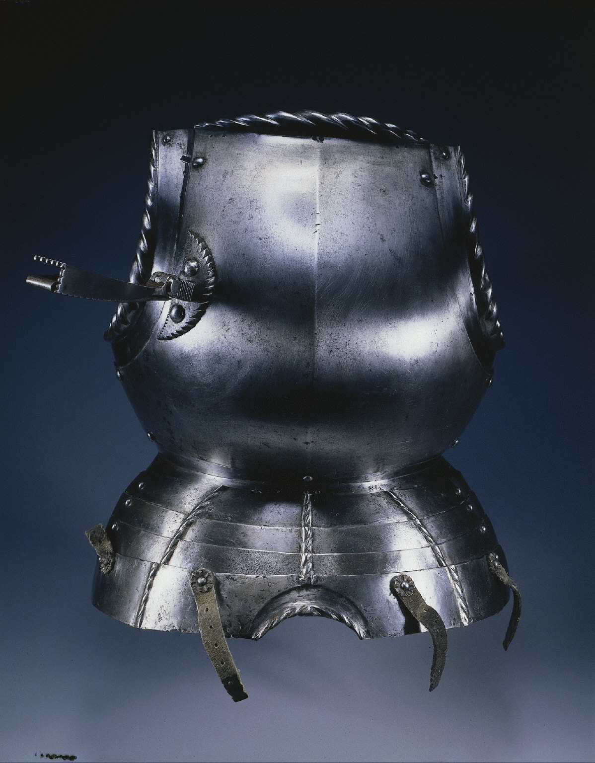 Breastplate (with lance rest and fauld/ Nuremberg)