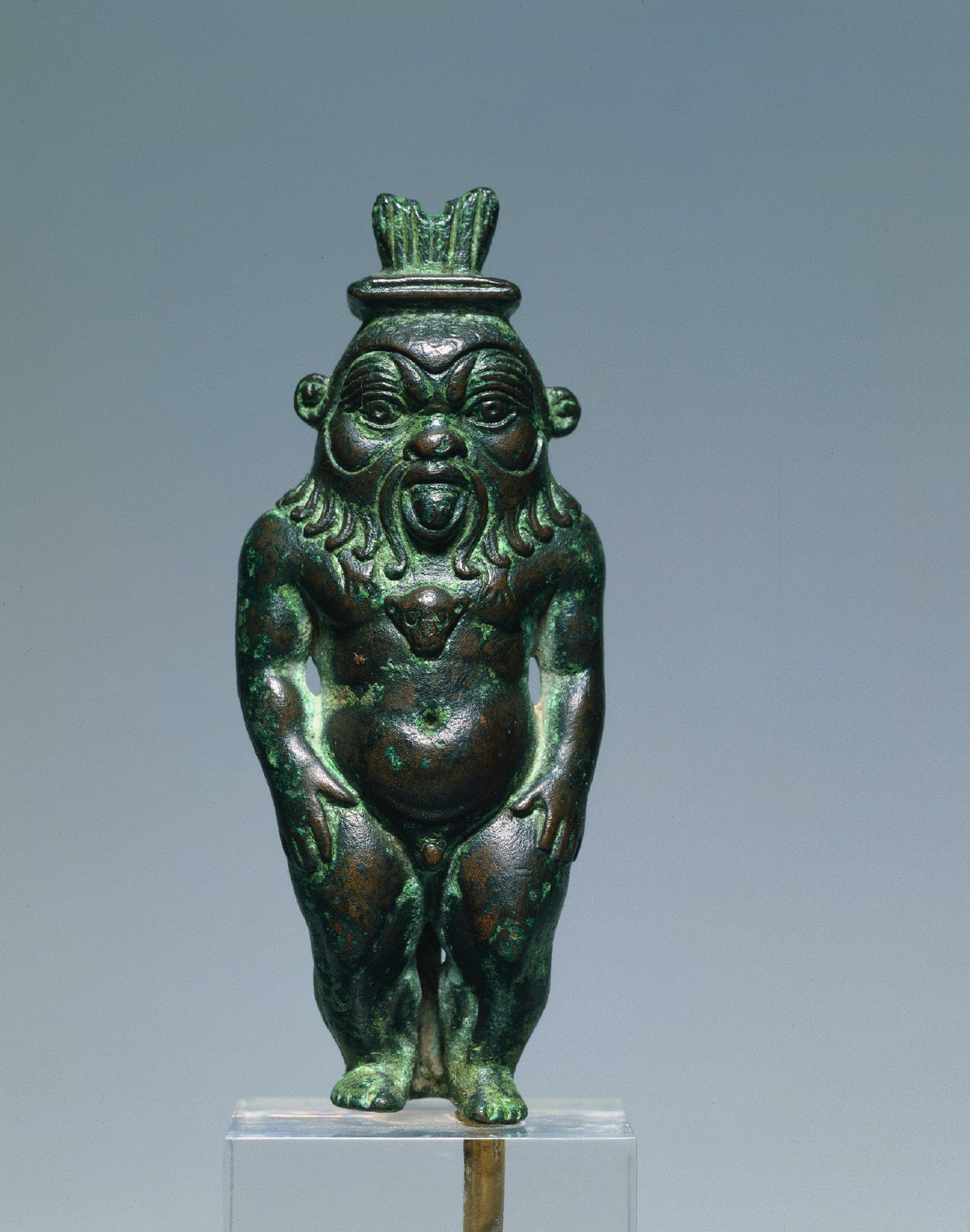 Statuette of Bes
