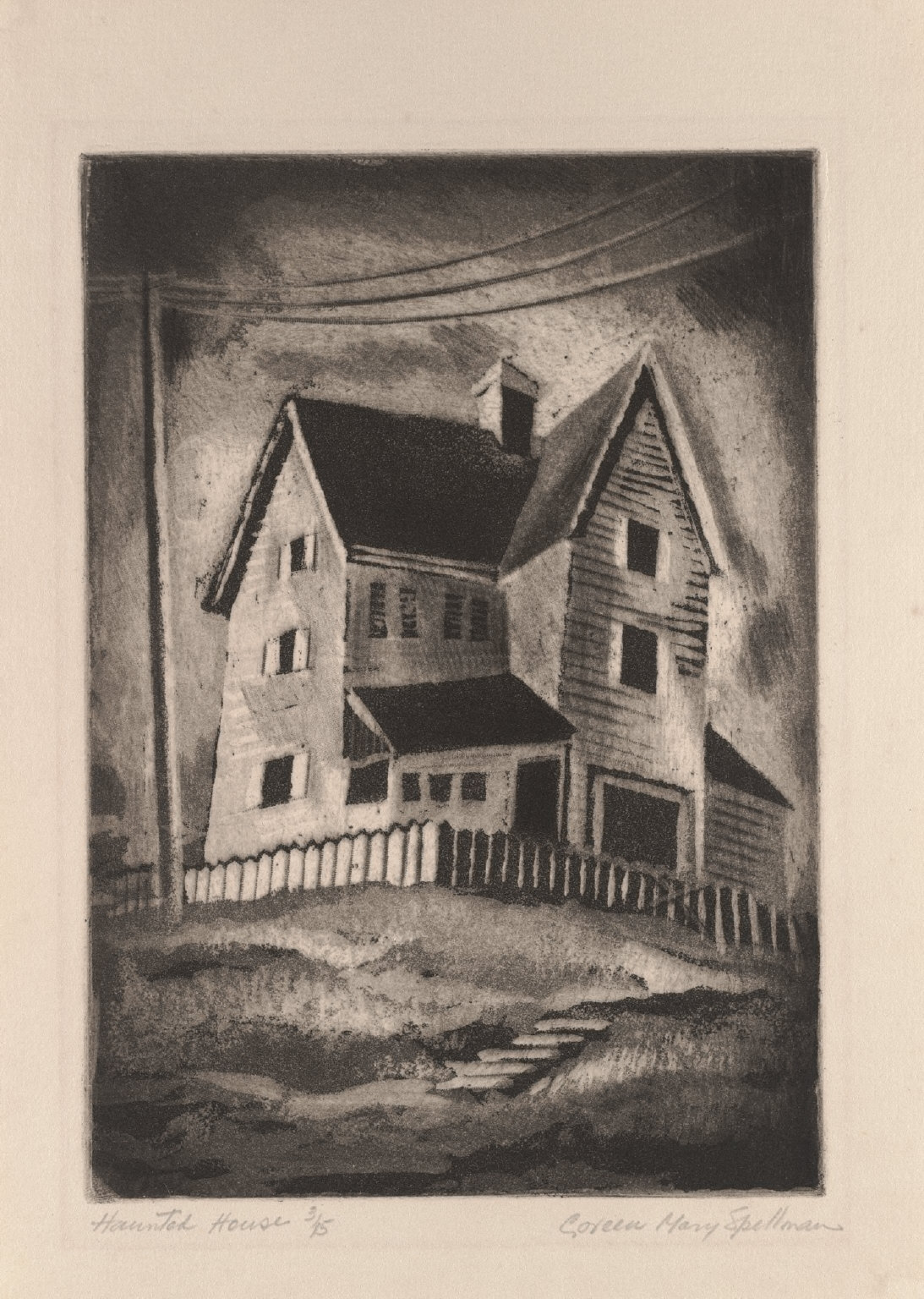 Haunted House/Old House