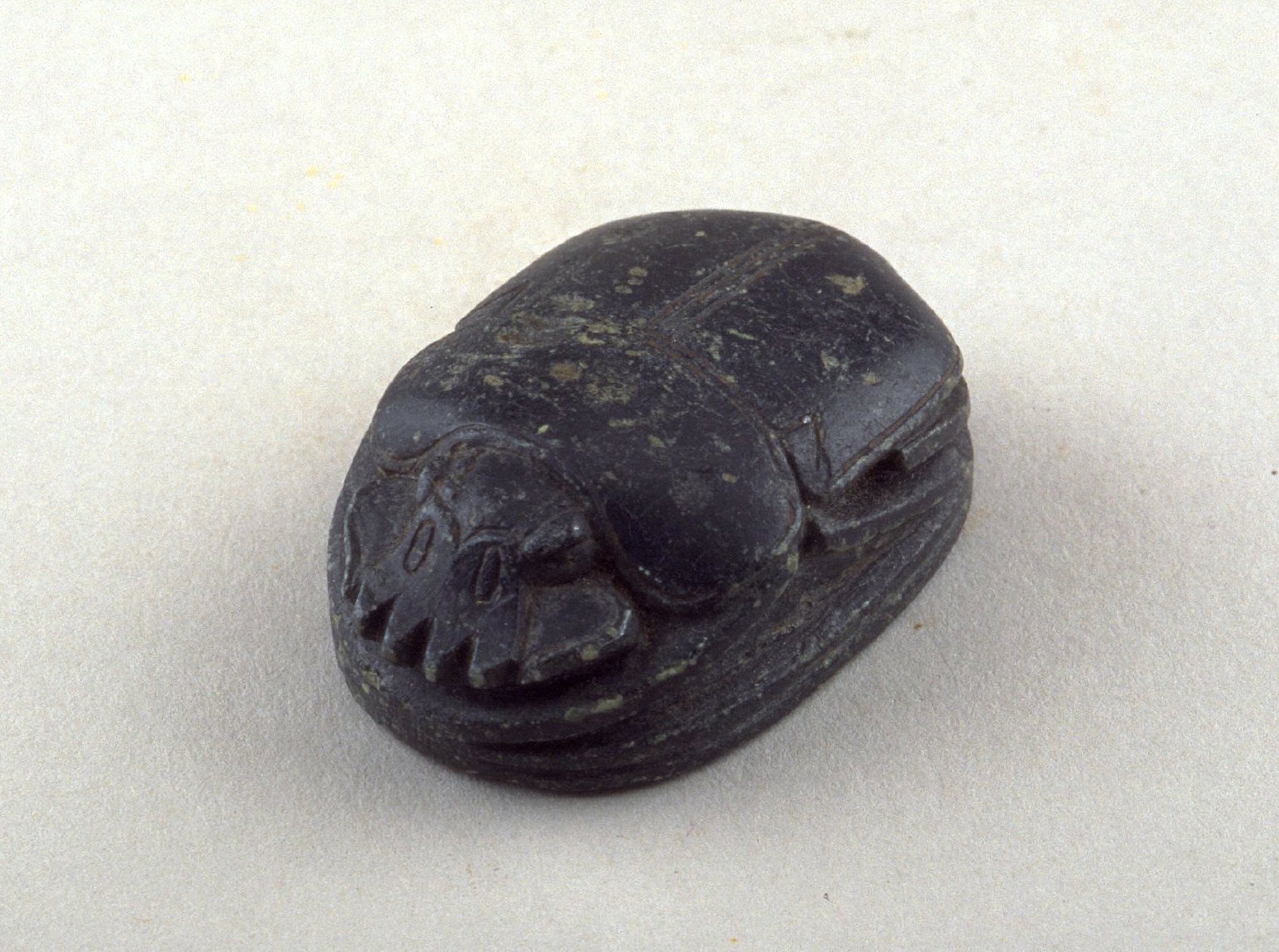 "Heart scarab of the ""Mistress of the House"""