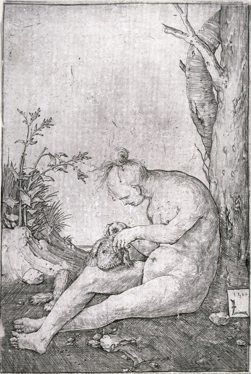 The Woman with the Dog