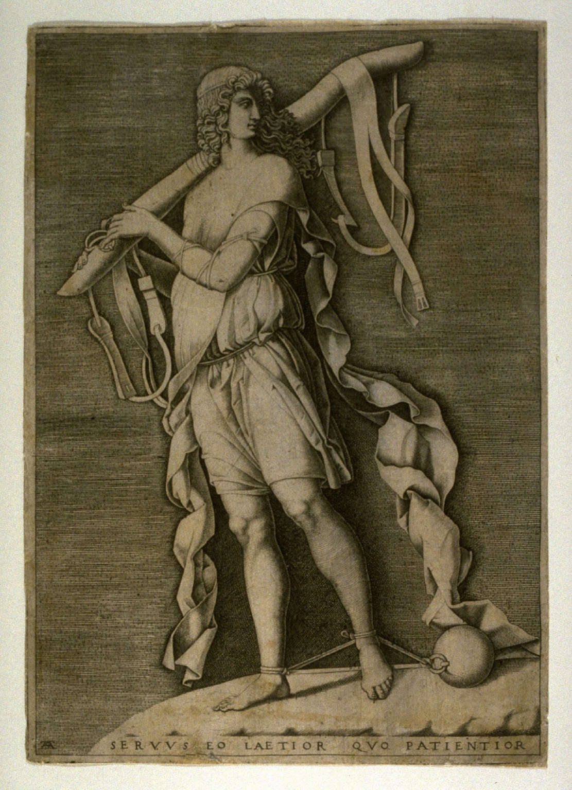 Allegory of Servitude