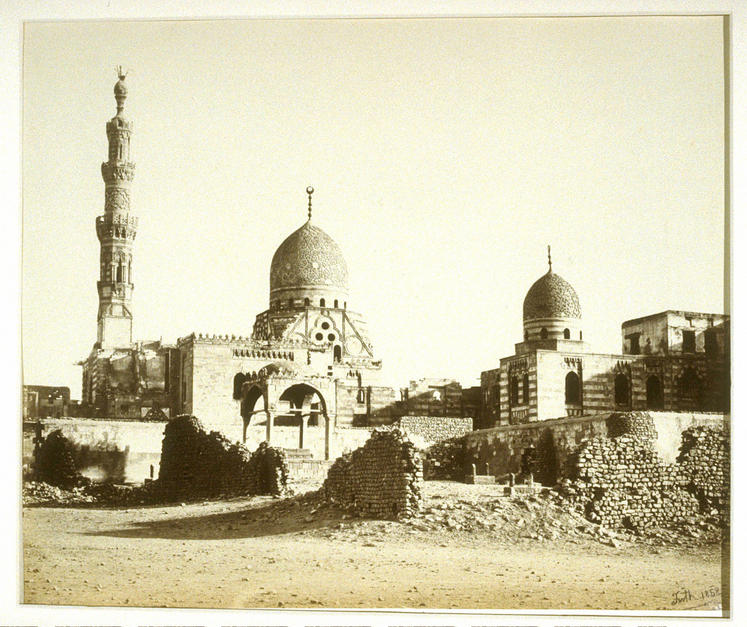 Cairo: The Mosque of Kaitbey