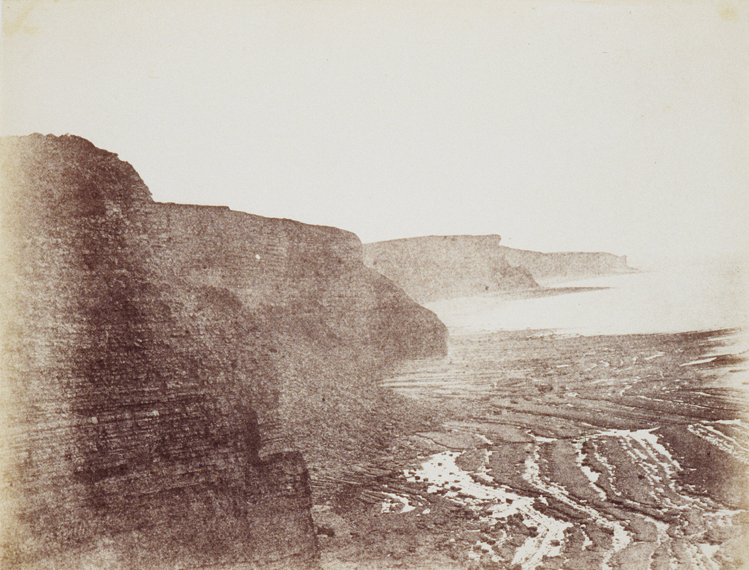 Monk Nash Point from Dunraven