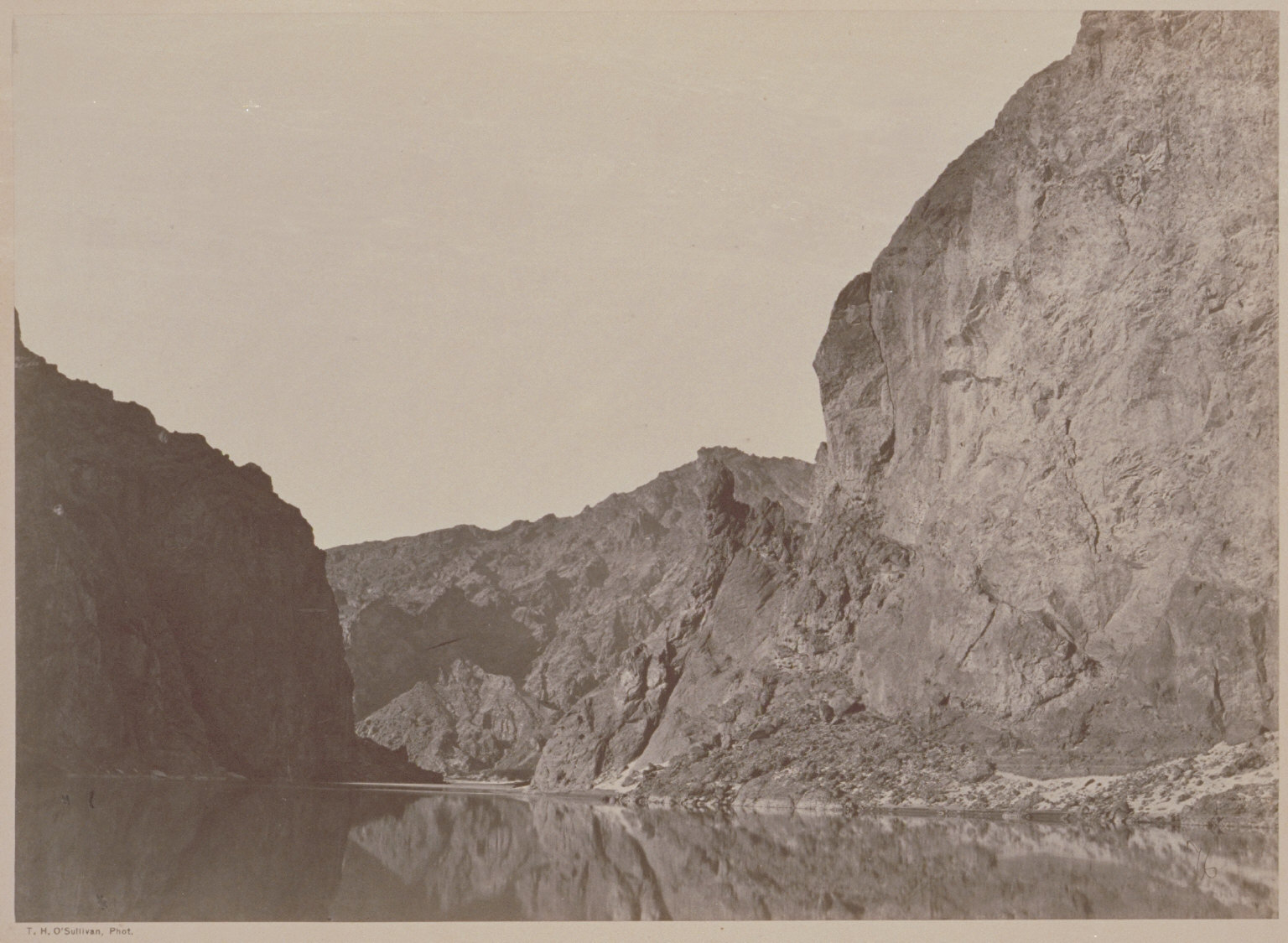 Black Canon, Looking Below from big Horn Camp