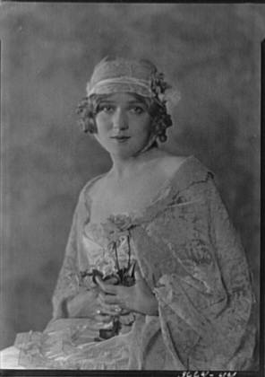 Pickford, Mary, portrait photograph