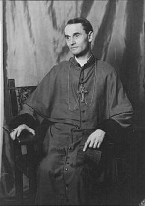 Francis, Most Reverend Archbishop, portrait photograph