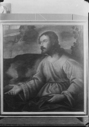 Painting that possibly belonged to Arnold Genthe