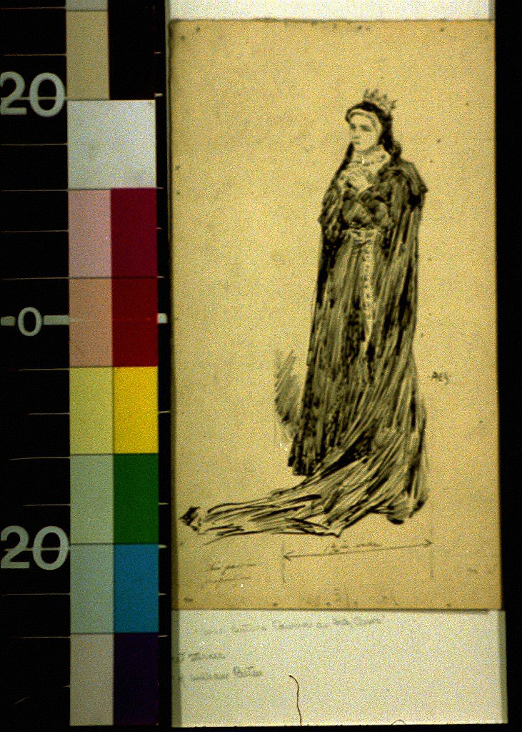 Miss Beatrice Cameron as Lady Anne