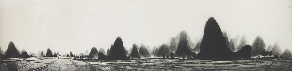 Valley of the Mountains, Li River, Peoples Republic of China