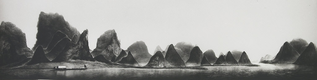 Through the Mountains, Li River, Peoples Republic of China